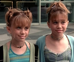 Sorry, that Mary kate and ashley olsen boobs