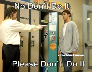 Drake-in-Degrassi-Shooting-Please-dont-do-it