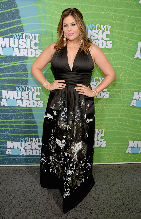 Hillary Scott Cmt Awards