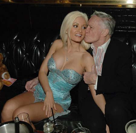 Are holly madison sex pity