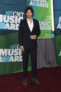 ian-somerhalder-cmt-music-awards-2015