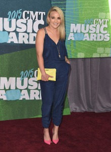 jamie-lynn-spears-cmt-awards-2015