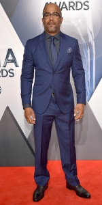 NASHVILLE, TN - NOVEMBER 04: Recording artist Darius Rucker attends the 49th annual CMA Awards at the Bridgestone Arena on November 4, 2015 in Nashville, Tennessee. (Photo by John Shearer/WireImage)