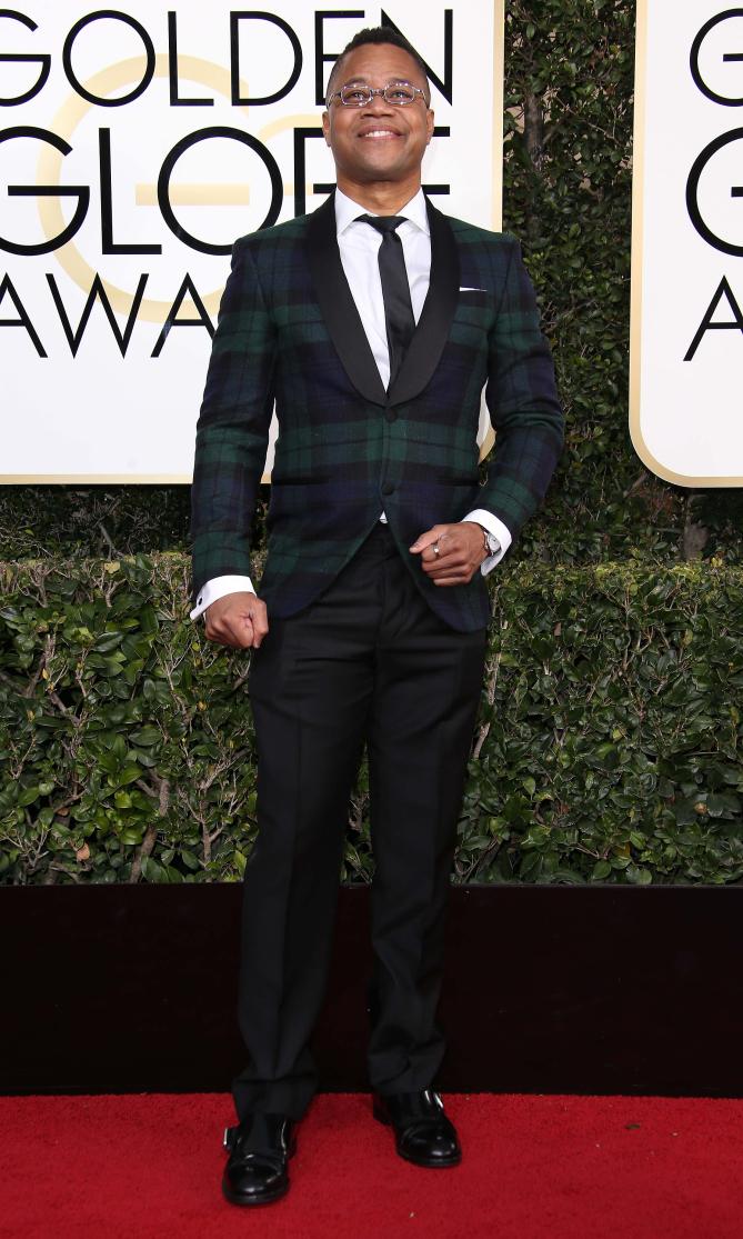Entertainment: 74th Golden Globe Awards