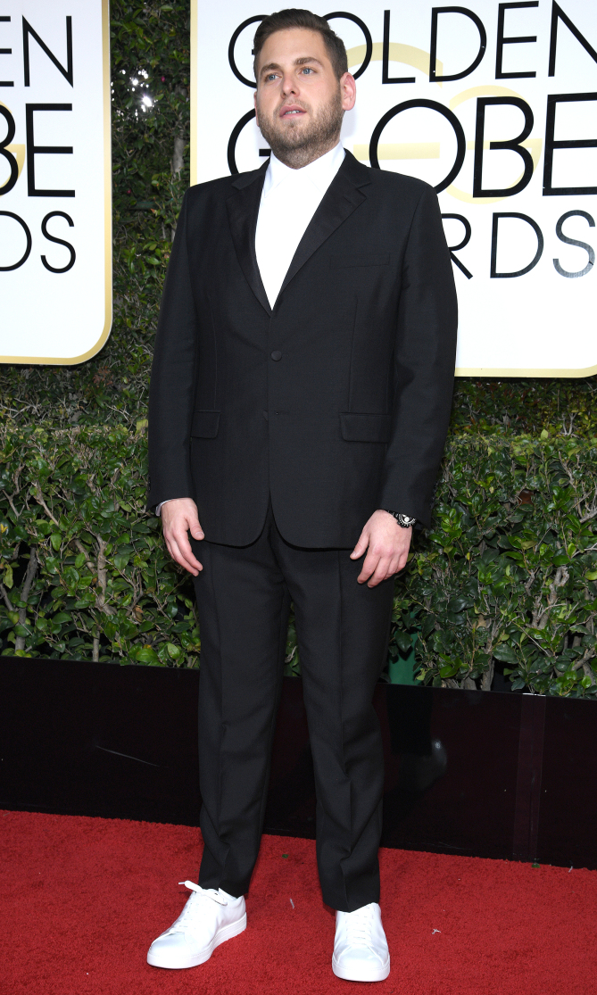 "NBC's ""74th Annual Golden Globe Awards"" - Arrivals"