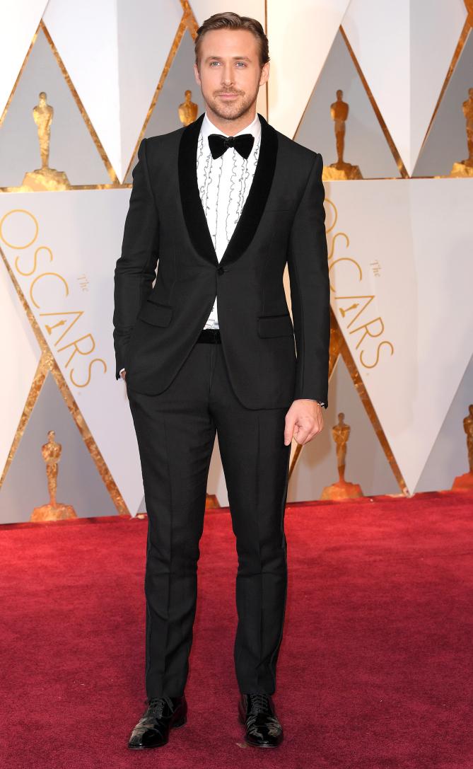 89th Annual Academy Awards, Arrivals, Los Angeles, USA - 26 Feb 2017