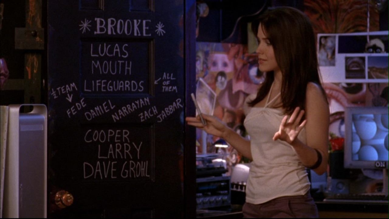 One Tree Hill Character Quotes