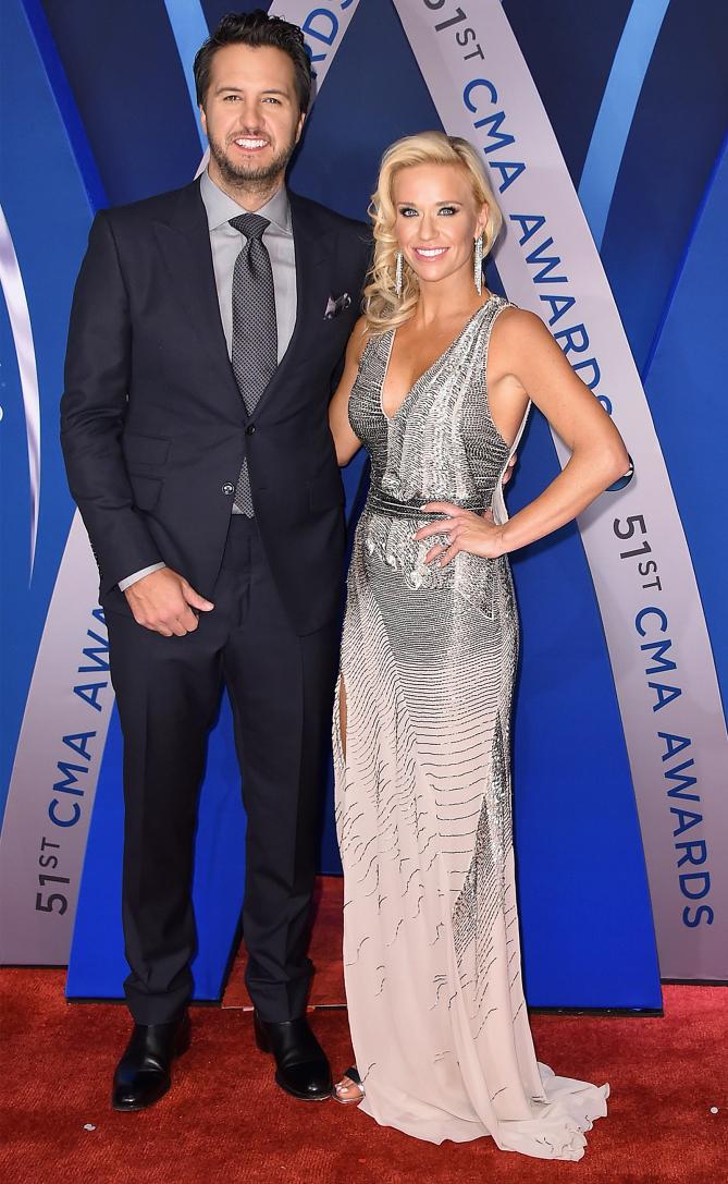 The 51st Annual CMA Awards - Arrivals