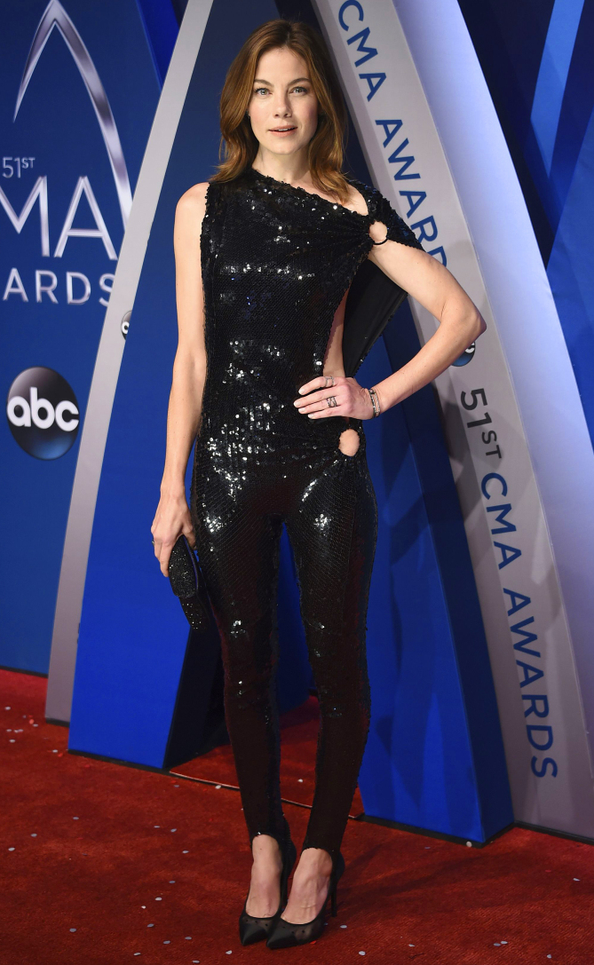 51st Annual CMA Awards - Arrivals, Nashville, USA - 08 Nov 2017
