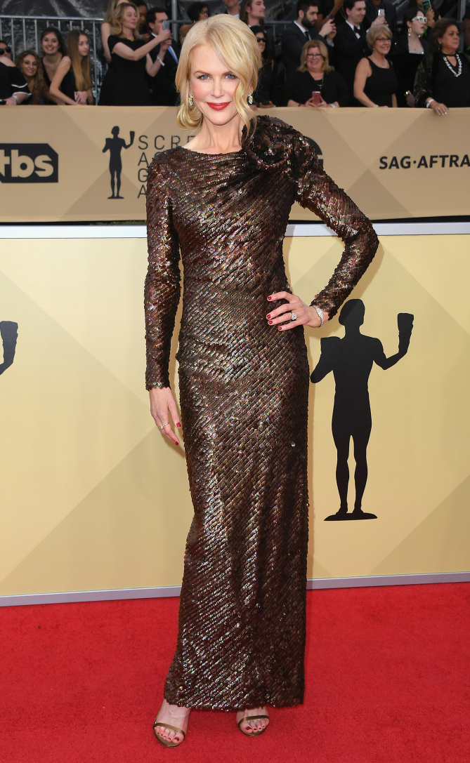 24th Annual Screen Actors†Guild Awards - Arrivals
