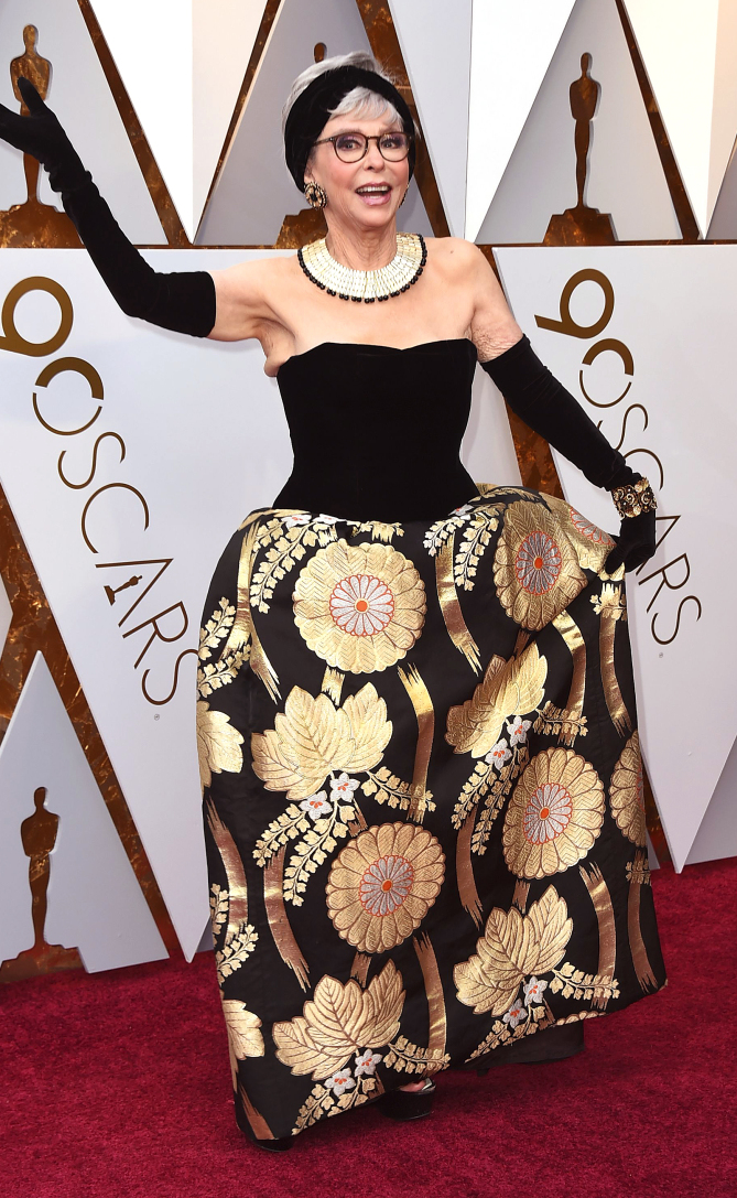 90th Academy Awards - Arrivals, Los Angeles, USA - 04 Mar 2018