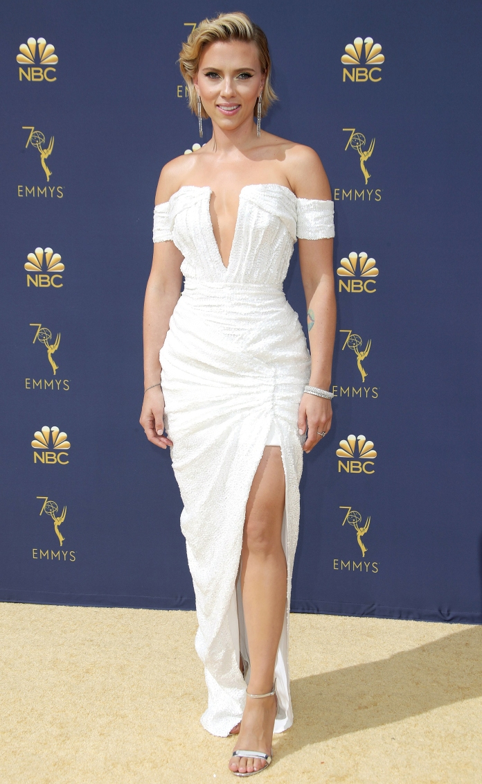 70th Primetime Emmy Awards, Arrivals, Los Angeles, USA - 17 Sep 2018
