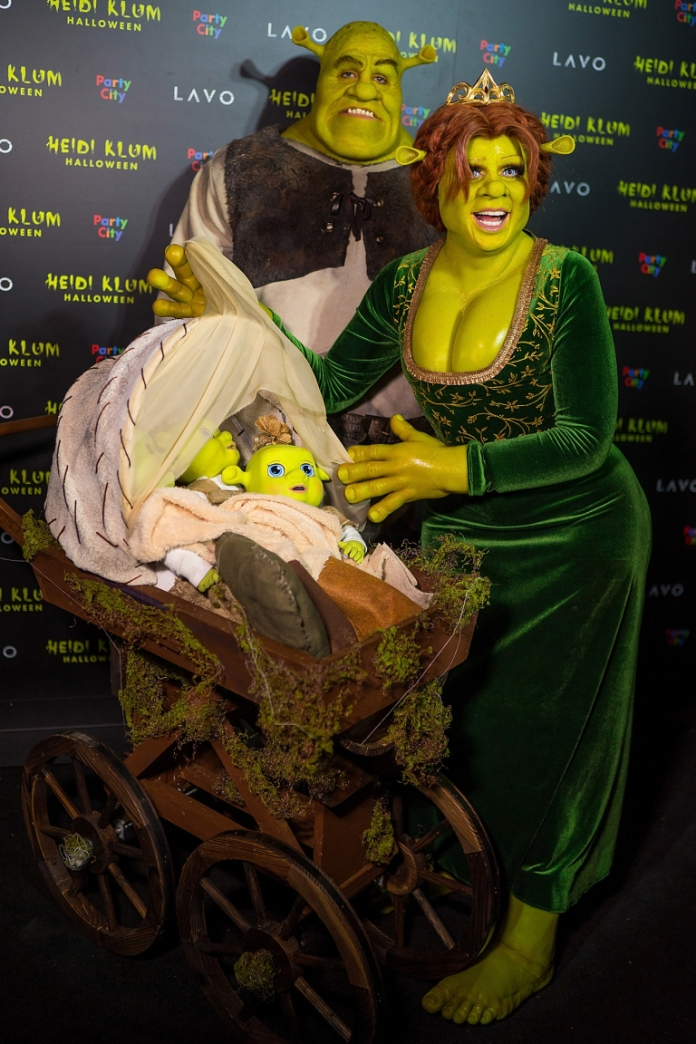 Heidi Klum's 19th Annual Halloween Party