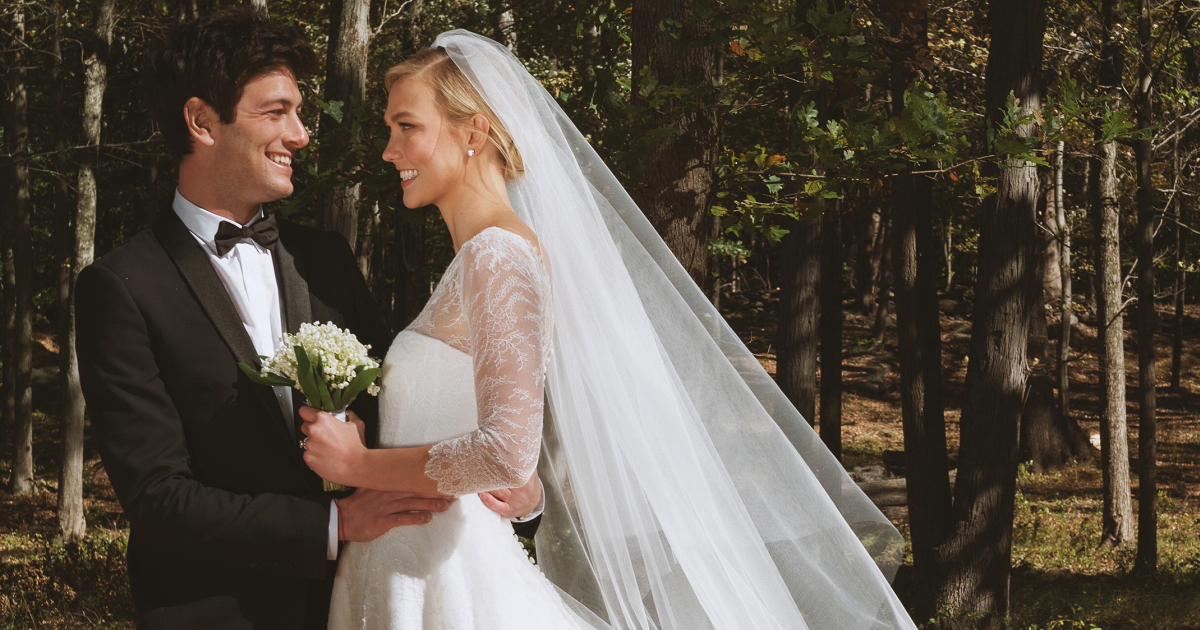 Karlie Kloss Josh Kushner wedding  (from rep)  Credit: BFA