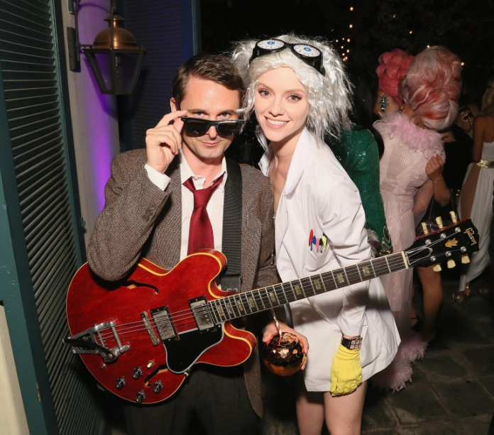The 8th Annual Trick or treats! Halloween party at the private residence of Jonas Tahlin, CEO of Absolut Elyx