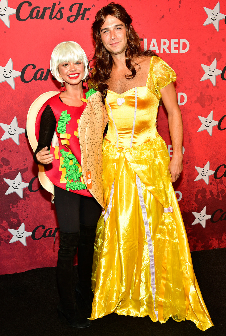 Just Jared's 7th Annual Halloween Party