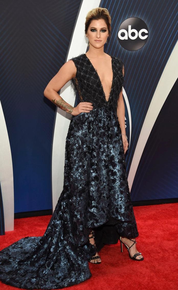 52nd Annual CMA Awards - Arrivals, Nashville, USA - 14 Nov 2018