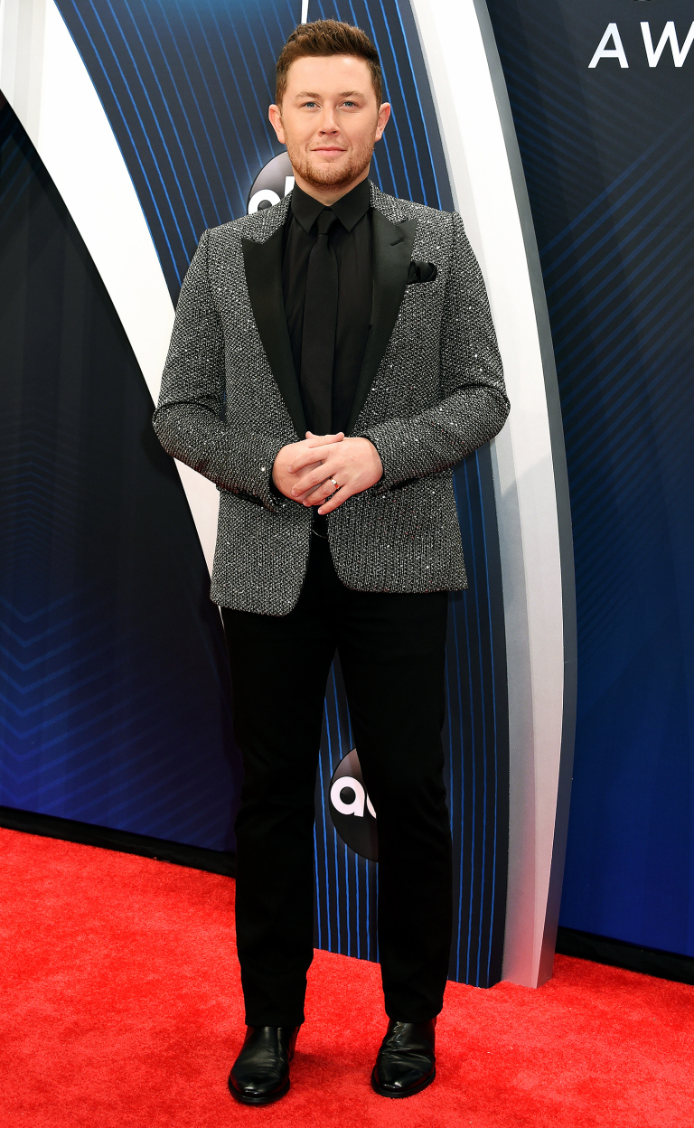 52nd Annual CMA Awards, Arrivals, Nashville, USA - 14 Nov 2018