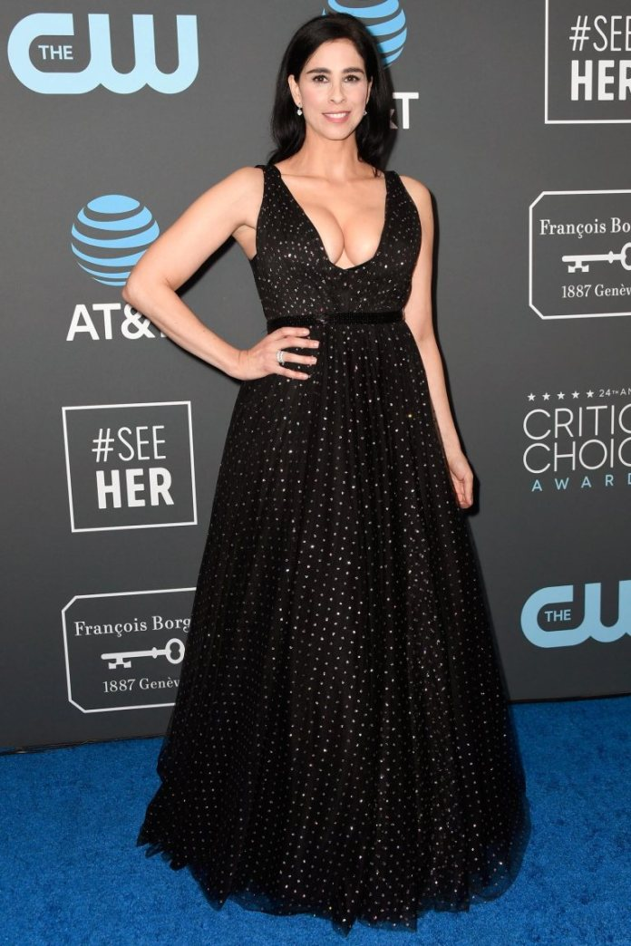The 24th Annual Critics' Choice Awards - Press Room