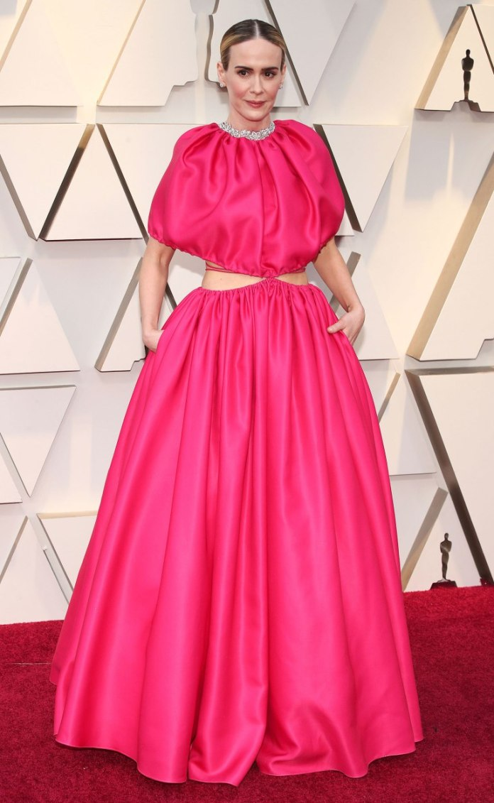 91st Annual Academy Awards, Arrivals, Los Angeles, USA - 24 Feb 2019