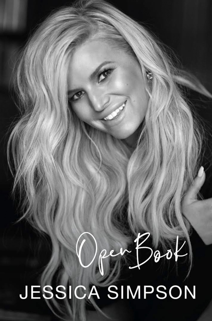 Open Book by Jessica Simpson CR: HarperCollins